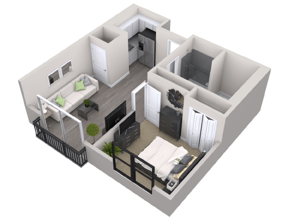 The Captiva Floor Plan