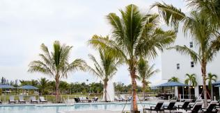 The Resort Style Pool Includes A Zero Entry Option Which Makes Swimming Accessible To Everyone.